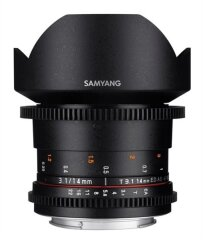 Samyang 14mm T3.1 ED AS IF UMC VDSLR II Sony A