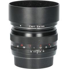 Tweedehands Carl Zeiss Planar T* 50mm f/1.4 ZE Canon CM0686