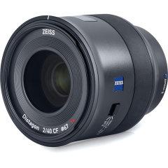 Carl Zeiss Batis 40mm f/2.0 CF Sony E-Mount