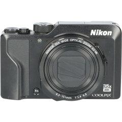 Tweedehands Nikon Coolpix A1000 Zwart CM2005