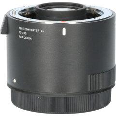 Tweedehands Sigma TC-2001 2.0x Teleconverter - Canon CM1138