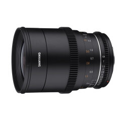 Samyang 35mm T1.5 MK2 Canon