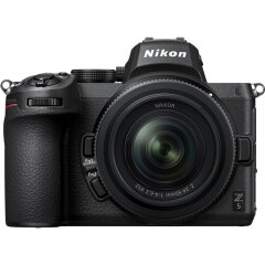 Nikon Z5 + 24-50mm f/4.0-6.3