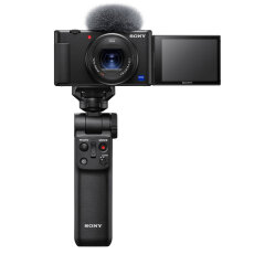Sony ZV-1 + GP-VPT2BT Wireless Shooting Grip