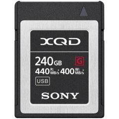 Sony XQD High Speed 240GB R440 W400