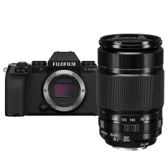 Fujifilm X-S10 + XF 55-200mm