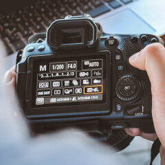 Avondcursus Camera Instellingen
