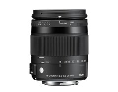 Sigma 18-200mm f/3.5-6.3 DC OS HSM Macro Contemporary Canon