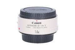 Tweedehands Canon EF 1.4x II Extender Sn.:CM6523