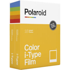 Polaroid Originals Double pack color instant film for I-type