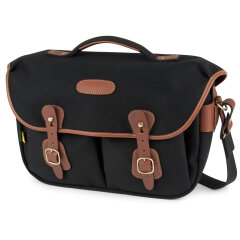 Billingham Hadley Pro 2020 Black/Tan Canvas