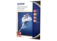Epson Ultra Glossy 10x15 Photo Paper 300g 50vel (S041943)