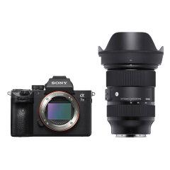 Sony A7 III + Sigma 24-70mm f/2.8 DG DN Art