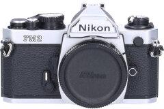 Tweedehands Nikon FM2n Analoog - Zilver  Sn.:CM7340