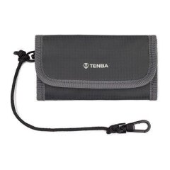 Tenba Reload SD6+CF6 Card Wallet - Grey