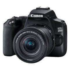Canon EOS 250D Zwart + 18-55mm IS STM