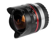 Samyang 8mm f/2.8 Fisheye II Sony E - Zwart