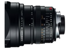 Leica Summilux-M 21mm f/1.4 Asph - Zwart