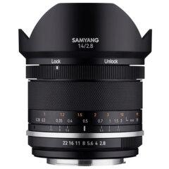 Samyang 14mm F2.8 MK2 Canon EF-M