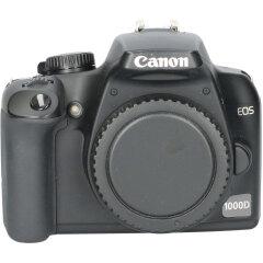 Tweedehands Canon EOS 1000d Body CM3177