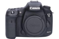 Tweedehands Canon EOS 7D Mark II Body Sn.:CM5622
