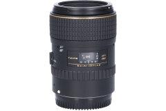 Tweedehands Tokina 100mm f/2.8 AT-X Pro D Macro Canon Sn.:CM5051
