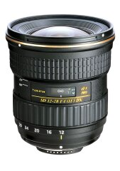Tokina 12-28mm f/4.0 AT-X Pro DX voor Canon