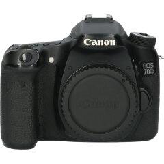 Tweedehands Canon EOS 70D - Body CM0130
