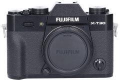 Tweedehands Fujifilm X-T30 Body Black Sn.:CM2773