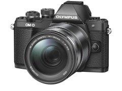 Olympus OM-D E-M10 Mark II Zwart + 14-150mm II