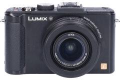 Tweedehands Panasonic DMC-LX7 Zwart Sn.:CM5596