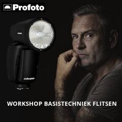 Workshop basistechniek flitsen - 2 oktober