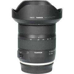 Tweedehands Tamron 17-35mm F/2.8-4.0 Di OSD Canon CM0764