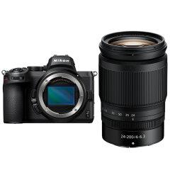 Nikon Z5 + 24-200mm f/4.0-6.3 VR