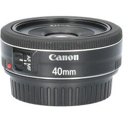 Tweedehands Canon EF 40mm f/2.8 STM CM1207
