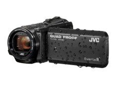 JVC GZ-R405BEU Zwart