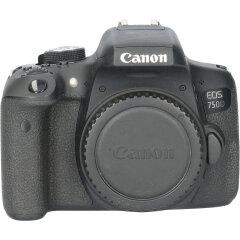 Tweedehands Canon EOS 750D Body CM3248