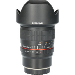 Tweedehands Samyang 10mm f/2.8 ED AS NCS CS Fuji X CM0773