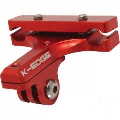 K-Edge Go Big Pro Zadel-mount - Rood