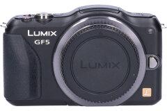 Tweedehands Panasonic Lumix DMC-GF5 - Body Sn.:CM7060