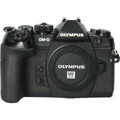 Tweedehands Olympus E-M1 Mark II Body Zwart CM9646