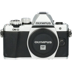 Tweedehands Olympus OM-D E-M10 Mark II Body Zilver CM0135