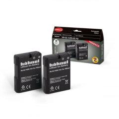Hahnel HL-EL14 Nikon Type Twin Pack