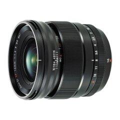 Fujifilm XF 16mm f/1.4 R WR - Zwart