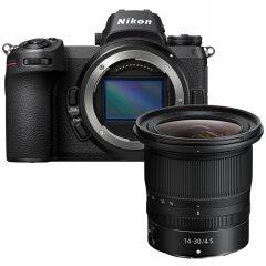 Nikon Z6 + 14-30mm f/4 S