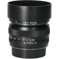 Tweedehands Carl Zeiss Planar T* 50mm f/1.4 ZE Canon CM9355