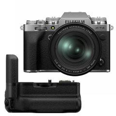 Fujifilm X-T4 Zilver + XF 16-80mm + VG-XT4 Powergrip