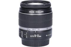 Tweedehands Canon EF-s 18-55mm f/3.5-5.6 IS CM8538