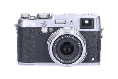 Tweedehands Fujifilm Finepix X100S Zilver Sn.:CM5297
