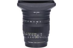 Tweedehands Tokina Firin 20mm f/2.0 FE MF CM8885